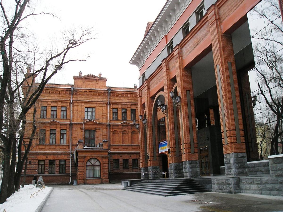 Хабаровский краеведческий музей, Хабаровск