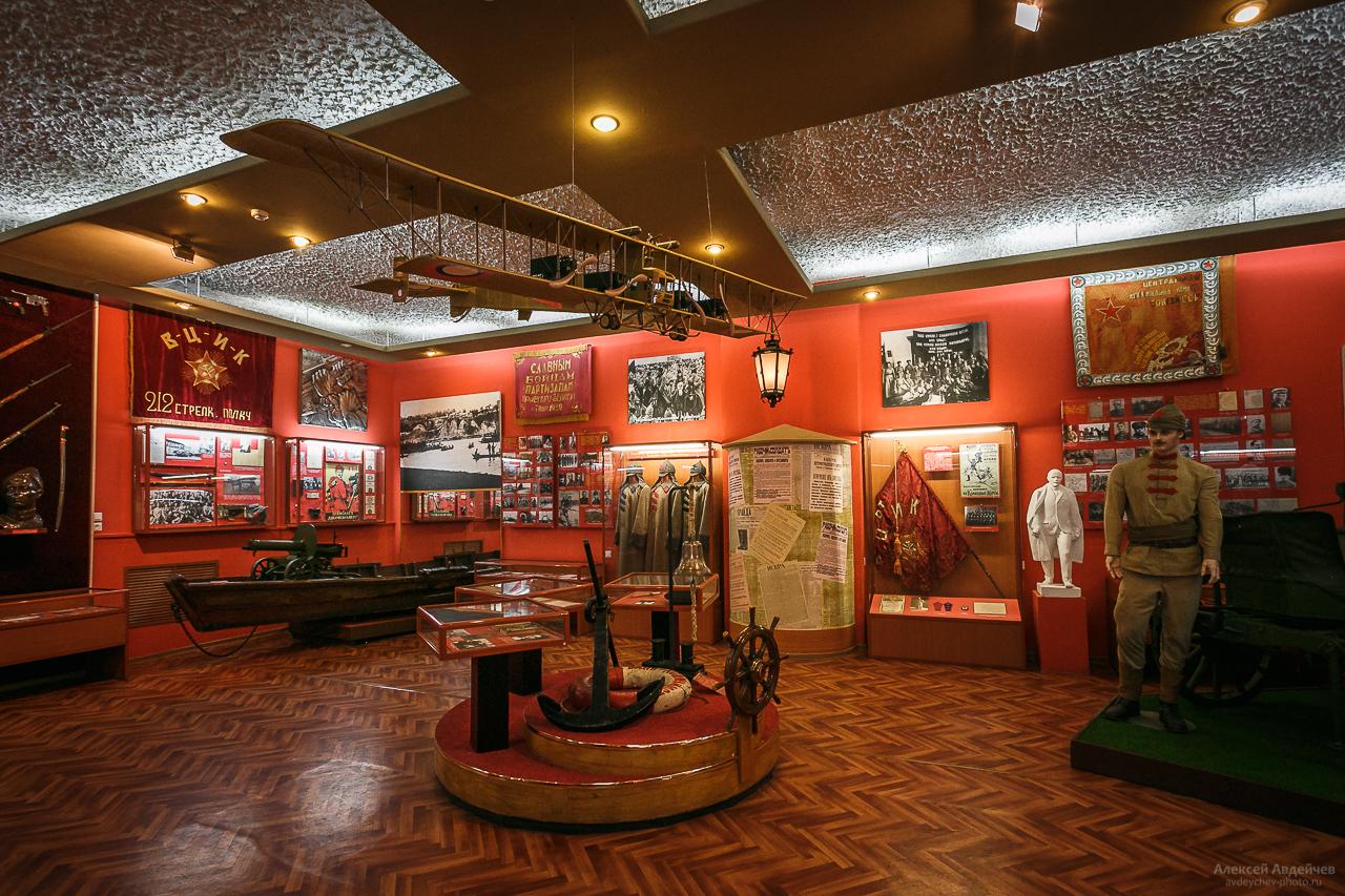 Музей ПУрВО, Самара