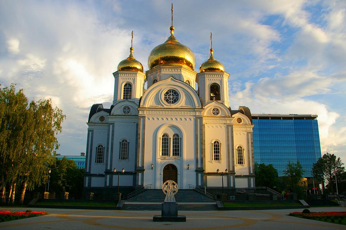 Войсковой собор Александра Невского, Краснодар
