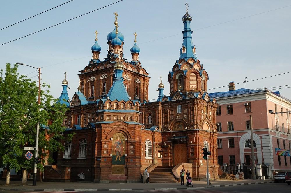 Георгиевская церковь, Краснодар