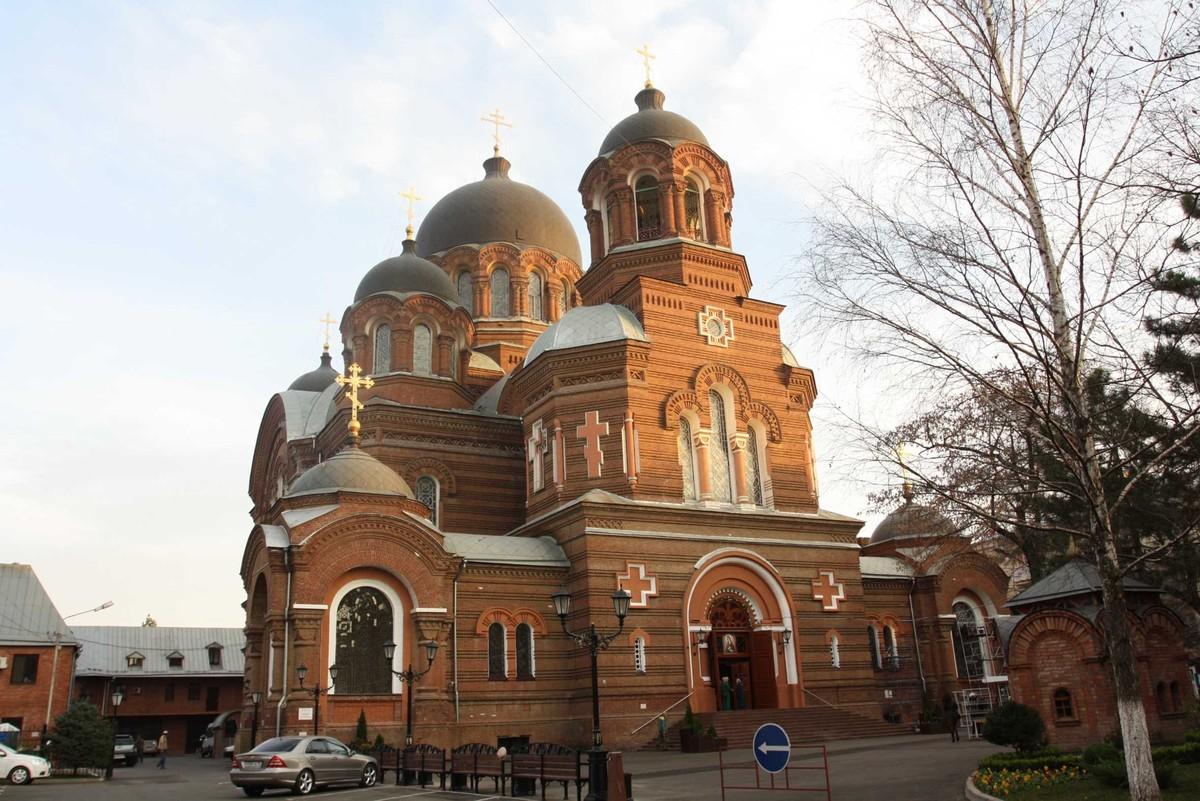 Свято-Екатерининский кафедральный собор, Краснодар