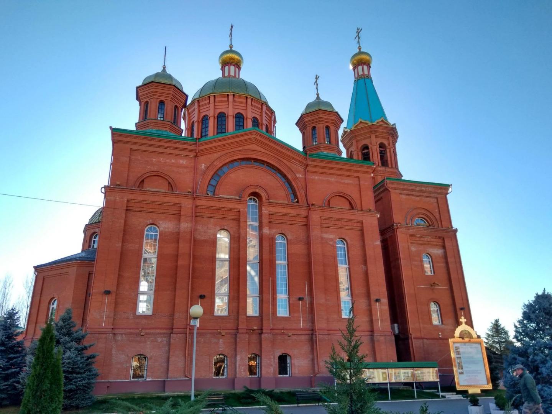 Храм Рождества Христова, Краснодар