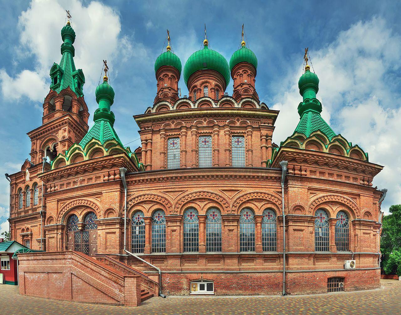 Троицкий собор Кубанского казачьего войска, Краснодар