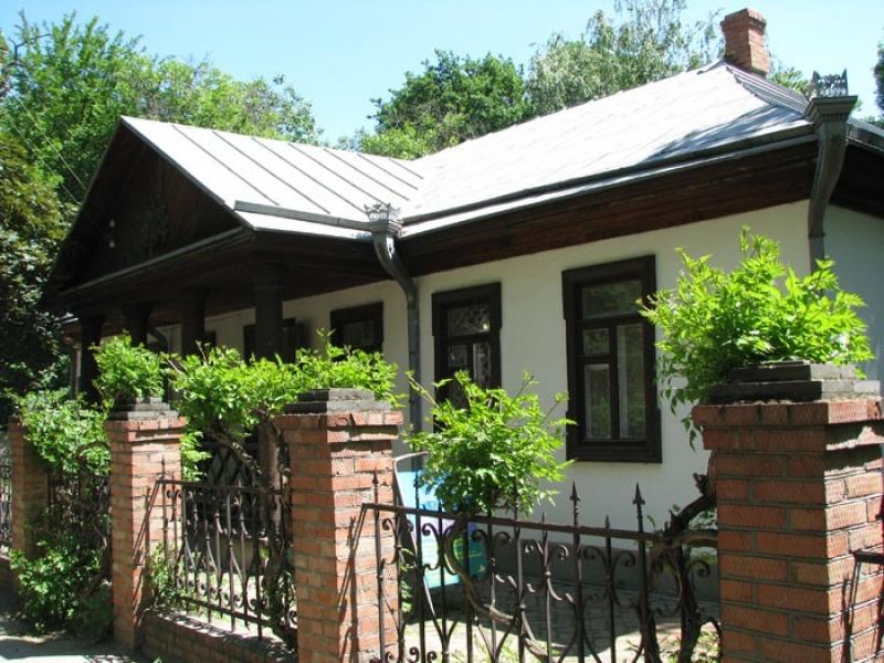 Дом-музей атамана Бурсака, Краснодар