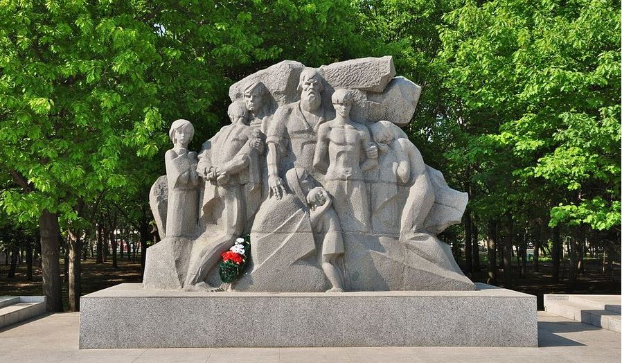 Мемориал Жертвам фашизма, Краснодар